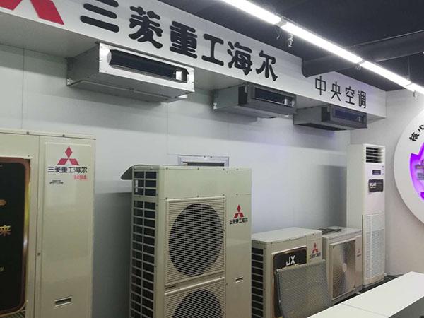 泰安中央空调的安装和维护